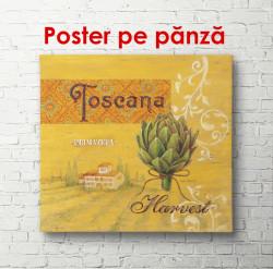 Poster, Toscana