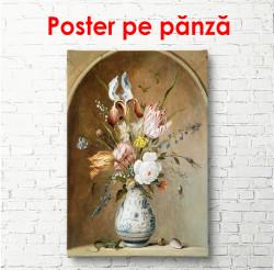 Poster, Vază cu flori
