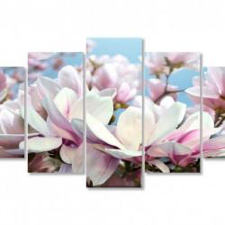 Tablou modular, Magnolia