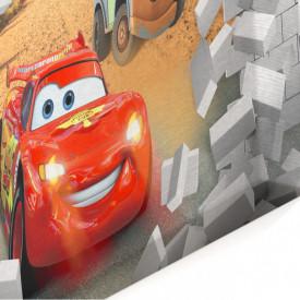 Tablou modular, Mașina roșie