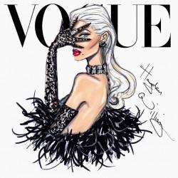 Tablou, Vogue