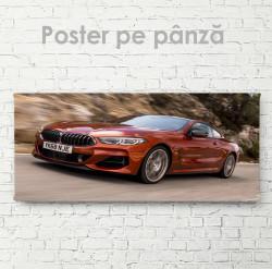 Poster, BMW-ul roșu