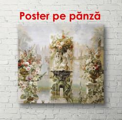 Poster, Cascada frumoasă
