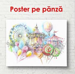Poster, Circul