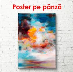 Poster, Fantezie albastră