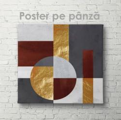 Poster, Figurile geometrice