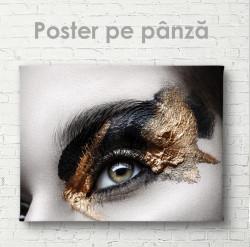 Poster, Machiaj creativ