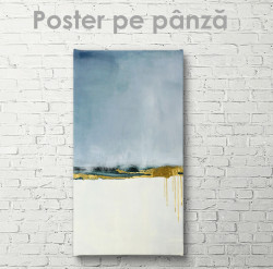 Poster, Minimalism delicat