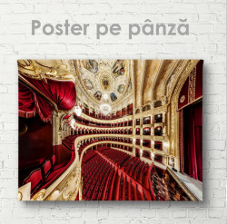 Poster, Teatrul Mare