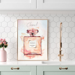 Tablou, Parfum Coco Chanel
