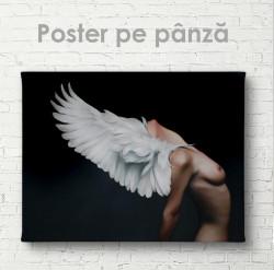 Poster, Fată cu sufletul deschis