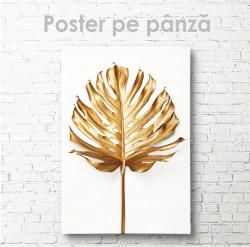 Poster, Frunza aurie
