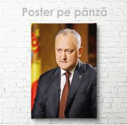 Poster, Igor Dodon