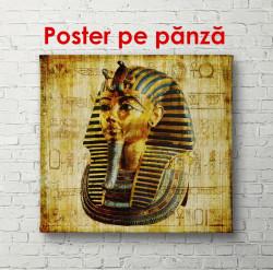 Poster, Masca faraonului