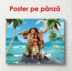 Poster, Moana