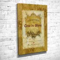 Poster, Un poster de epocă