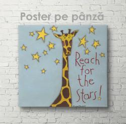 Poster, Ajunge până la stele