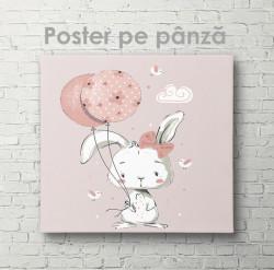 Poster, Iepurilă