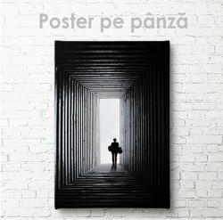 Poster, Ieșire din Tunel