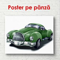 Poster, Mașină retro