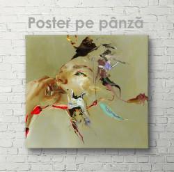 Poster, O privire înțeleaptă
