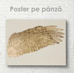 Poster, Pena de aur