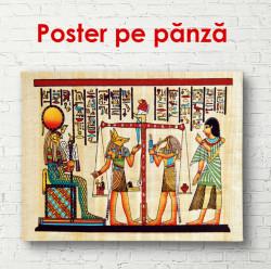 Poster, Povești egiptene