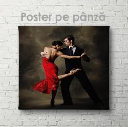 Poster, Tango
