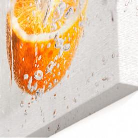 Tablou modular, Trei portocale.