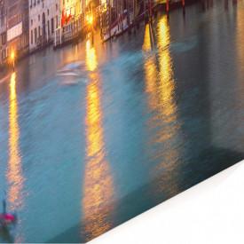 Tablou modular, Veneția noaptea.