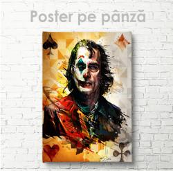 Poster, Carte de joc cu Joker