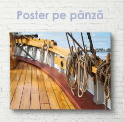 Poster, Corabie