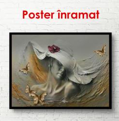 Poster, Desen din lut