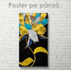 Poster, Floare strălucitoare