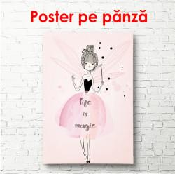 Poster, Viața magică