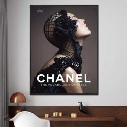 Tablou, Coperta Chanel