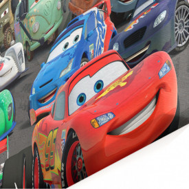 Tablou modular, Mașini vesele pentru copii