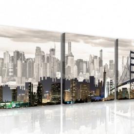 Tablou modular, New York