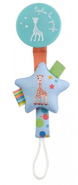 "Suport pentru suzeta ""Star"" Girafa Sophie"
