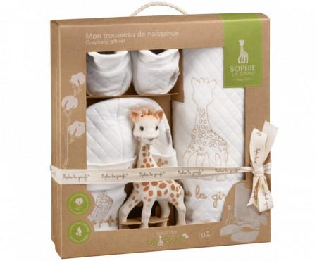 Vulli Set cadou trusou nou-nascut So Pure