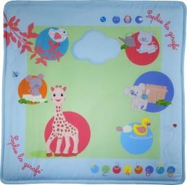Vulli Salteluta de joaca interactiva Girafa Sophie