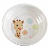 Set pentru masa Girafa Sophie baloane, in blister
