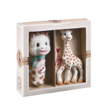 Vulli Set de naștere Girafa Sophie si zornaitoare Sweety Sophie