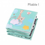 Carte senzoriala pliabila Girafa Sophie Vulli