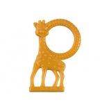 Inel dentitie cu aroma de vanilie Girafa Sophie -Orange