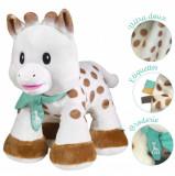 Vulli Girafa Sophie 'pufoasa' maxi 35 cm