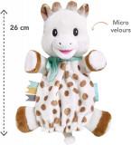 Vulli Marioneta Girafa Sophie din plus
