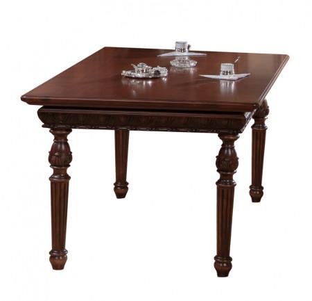 Masa fixa in stil Rococo lucrat manual MAMF-28