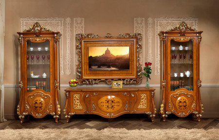 Set living inbogatita cu elemente ornamentale MDCO-16