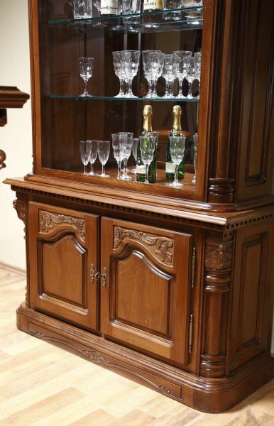 Bufet-vitrina bar clasic MDBU-70